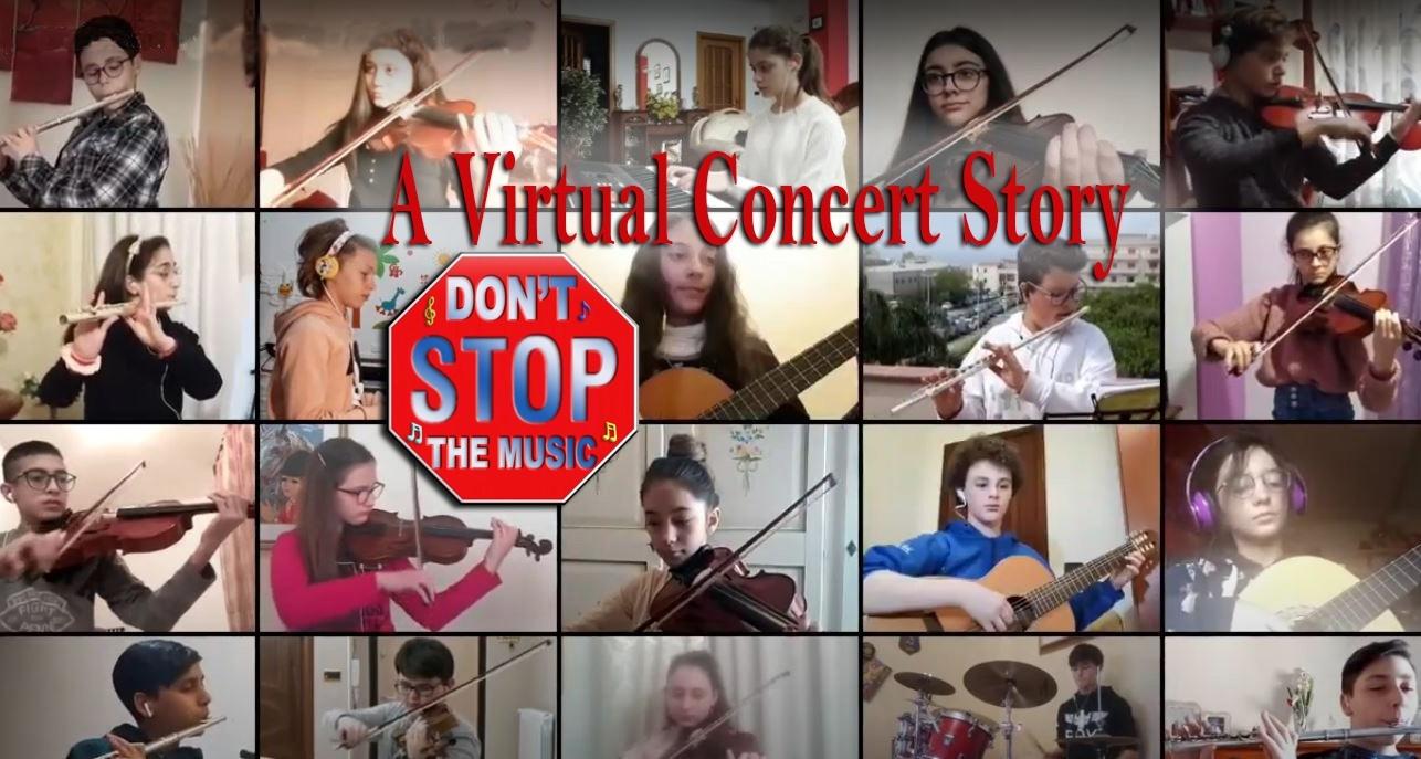 A Virtual Concert Story